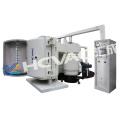 Máquina de revestimento da cor da prata do vácuo do copo do refletor / máquina de revestimento de alumínio do refletor
