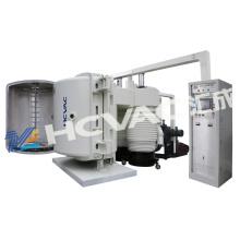 Máquina de revestimento do vácuo do cromo do logotipo da máquina da metalização do vácuo do carro / logotipo do carro