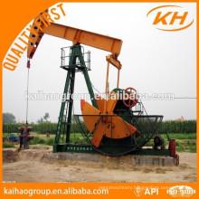 API heavy capacity oil pump jack/beam pumping unit for drilling rig