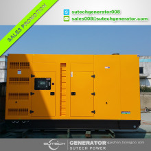 Factory supply Cheap price silent 500kw/625kva Shangchai generator set made in China