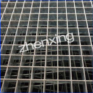 Grating Galvanized Steel Deck