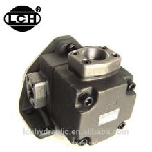 Pompe à palettes hydraulique double pv2r13 yuken kcl