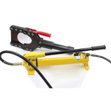 2017 nuevos cortadores eléctricos de la calidad del extractor del engranaje del diseño cortador manual hidráulico del cable resistente