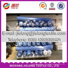 Tissu de foret de spandex de COTON de couleur de Weifang pour le vêtement