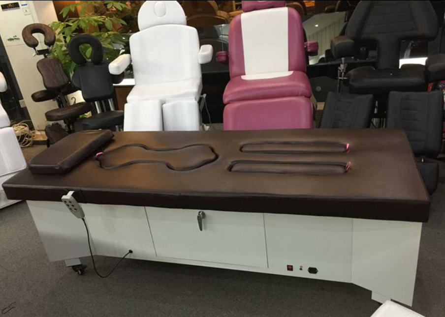 electric moxibustion bed