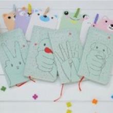 Karte PVC / Papier Spielkarte