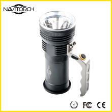 Lampe portative à main longue portée IP-X6 résistant à l'eau portative (NK-855)