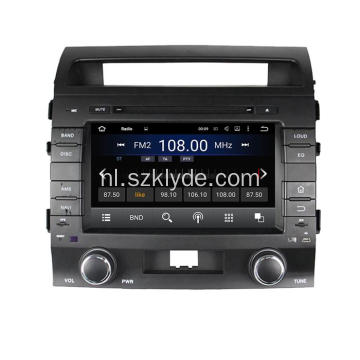 Android auto stereo voor toyota land cruiser