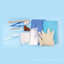Одноразовые больничные гинекологические наборы для осмотра