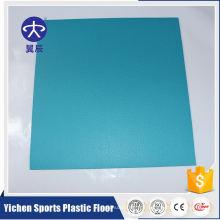 Dauerhafter PVC-Sport-Bodenbelag, der einfach ist, für Floorball zu installieren