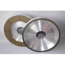 Rodas de diamante duplo - disco superfície CBN rodas de moagem,