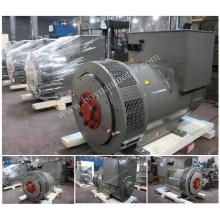 Single Bearing AC Brushless Electric Generator 6kw ~ 160kw