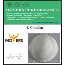 Alta qualidade Food Grade Aminoácido L-Citrulina com melhor preço