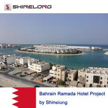Proyecto del hotel Ramada de Bahréin por Shinelong