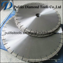 Hoja de sierra de diamante Silent Core para corte de granito