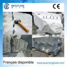 China Bestlink Hand Splitter Wedges and Shims