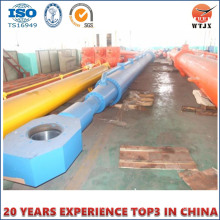 Double Acting Hydraulic Cylinder System for Dam Gate