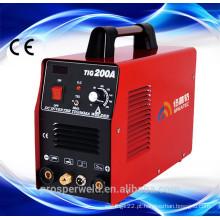 LIBO T8 CE aprovou a máquina de solda tig200 de alta freqüência do tig