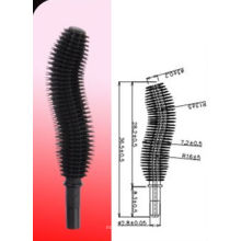 2015 Favorable Silicone bent mascara brush