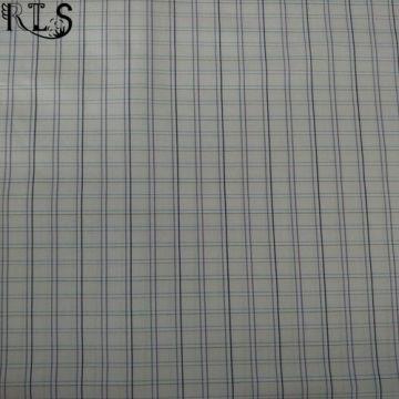 Cotton Fabric Woven Yarn Dyed Poplin for Shirts/Dress Rls40-48po