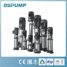 Hot water high pressure feed pump