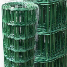 PVC Coated Euro Fence Mesh