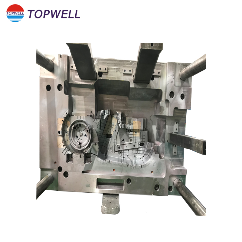 Aluminium Die Casting Mold For Plastic Part