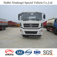 21cbm Dongfeng Euro IV Petrol Fuel Oil Tanker Truck with Cummins Diesel Engine
