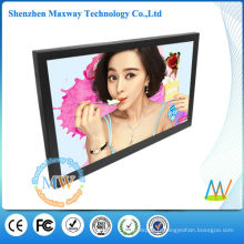Cadre numérique LCD à cadre mince 32 pouces