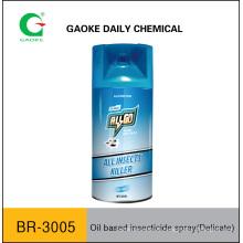 Insektenspray auf Wasserbasis (auf Ölbasis)