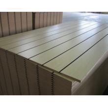 PVC Slatwall Board
