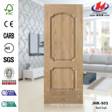 JHK-S03 China Mass Production Wholesale Oak Veneer Door Skin
