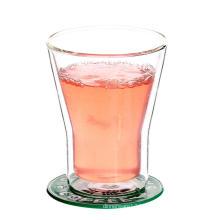 Double Layered Borosilicate Glass Cups For tea