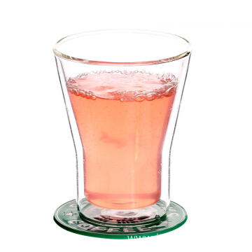 Fast Delivery for Water Cup Double Wall Thermo Glass Cup For Water export to Burundi Suppliers