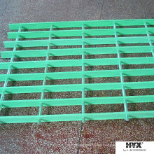 Pultrusion Gratings Made by FRP Materials Installation in Channels