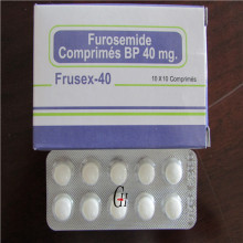 40mg Furosemid Tabletten