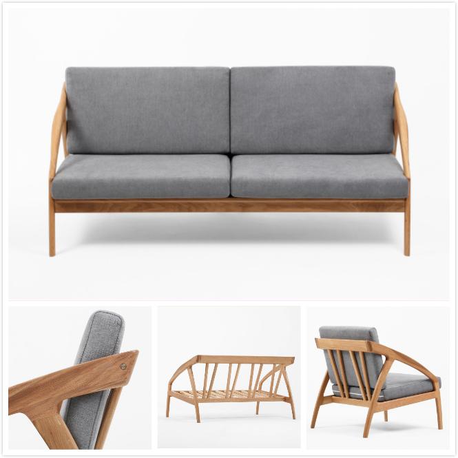 wooden furniture living room furniture sofa set wooden sofa