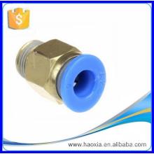 Rosca recta de un solo toque de ajuste neumático PC10-04
