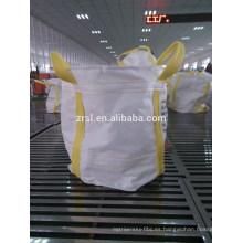 Bolsa grande de 1-2 ton pp / Bolsa Circular FIBC (para arena, material de construcción, químico, fertilizante, etc.) hdzrsl 16