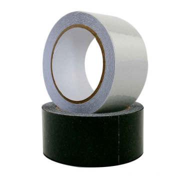 Black Color Waterproof Single Sided Anti-slip Tape