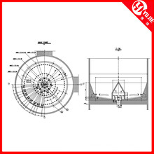 Germany Cp Technology Cement Aeration and Discharging Equipment