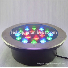 18w RGB led underground light with high lumens