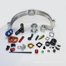 caixa de alumínio anodizado protótipo serviço usinagem cnc