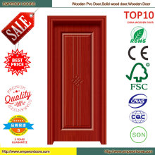 2016 China mejor calidad puerta Interior de madera