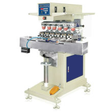 T HP- 200FY Precision Six color close ink cup tampon printing machine