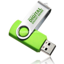 Economische Twister USB-flashstations met logo