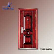 Safety Door Design with Grill-Yf-S108