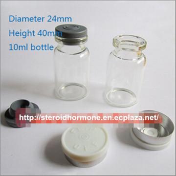 Normal 10ml Vial Kurz (10ml / Durchstechflasche) für Steroide Verwendung