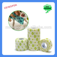 Wound Dressing Elastic Adhesive Cohesive Bandage Pet Products
