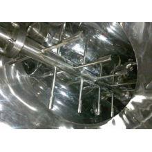 Mezclador de la serie de 2017 V, licuadora del tambor de los SS, licuadora horizontal de los pasteles del acero inoxidable